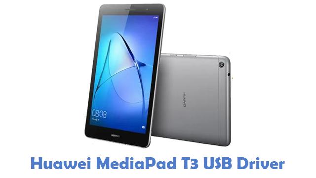 Huawei MediaPad T3 USB Driver
