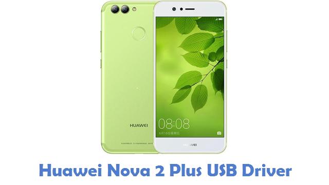 Huawei Nova 2 Plus USB Driver