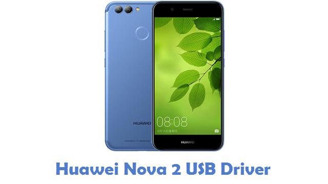 Huawei Nova 2 USB Driver