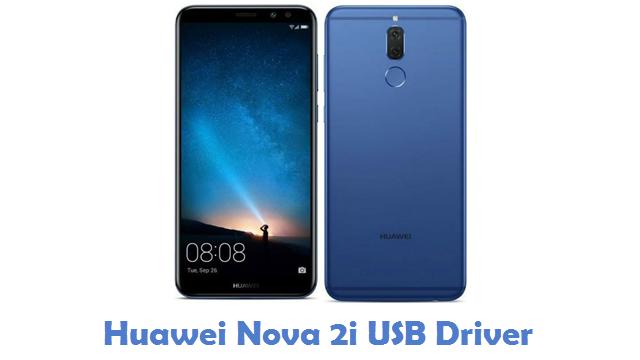 Huawei Nova 2i USB Driver