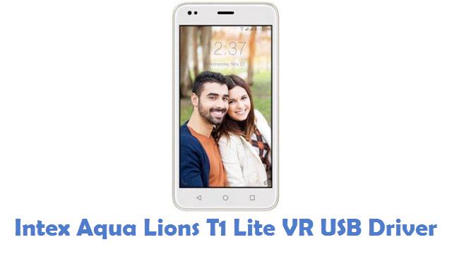 Intex Aqua Lions T1 Lite VR USB Driver