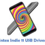 Intex Indie 11 USB Driver