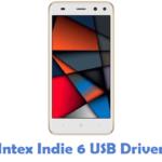 Intex Indie 6 USB Driver