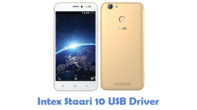 Intex Staari 10 USB Driver