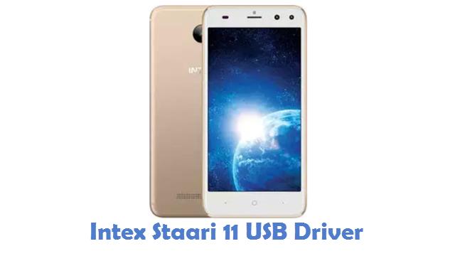 Intex Staari 11 USB Driver