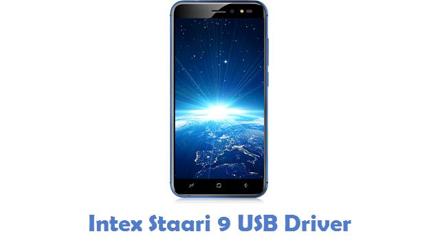 Intex Staari 9 USB Driver