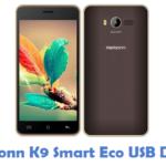 Karbonn K9 Smart Eco USB Driver