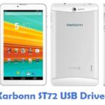 Karbonn ST72 USB Driver