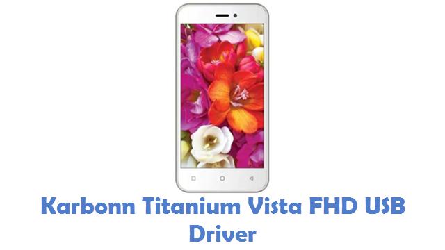 Karbonn Titanium Vista FHD USB Driver