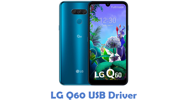 LG Q60 USB Driver