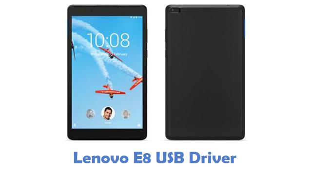 Lenovo E8 USB Driver