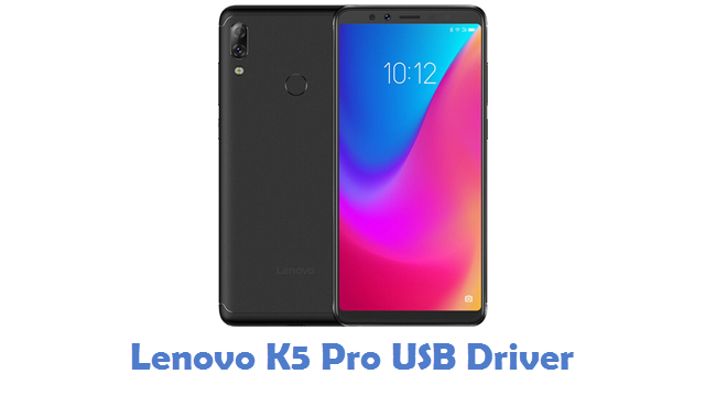 Lenovo K5 Pro USB Driver