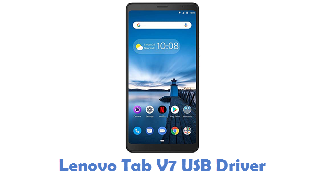 Lenovo Tab V7 USB Driver