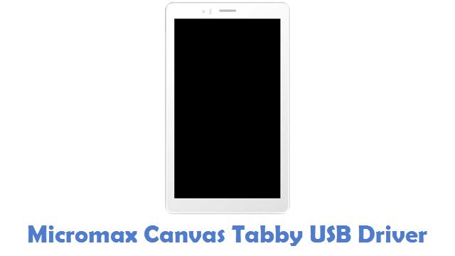 Micromax Canvas Tabby USB Driver