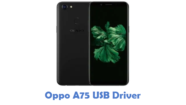 Oppo A75 USB Driver