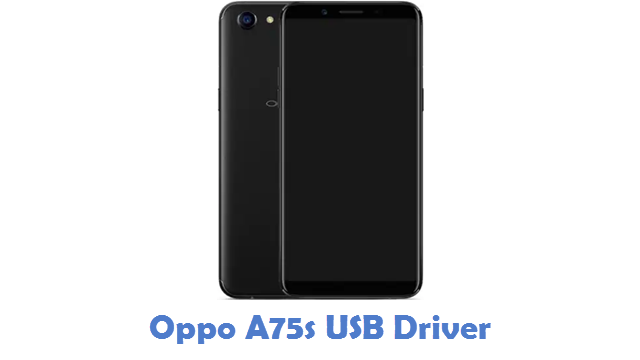 Oppo A75s USB Driver