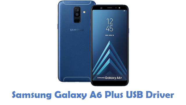 Samsung Galaxy A6 Plus USB Driver
