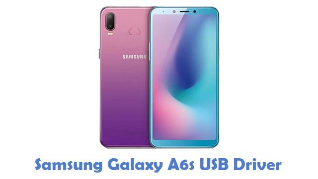 Samsung Galaxy A6s USB Driver