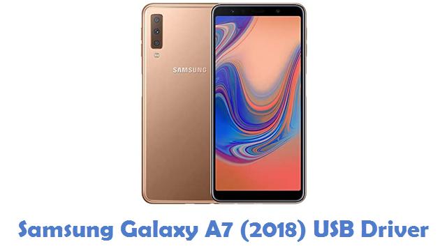 Samsung Galaxy A7 (2018) USB Driver
