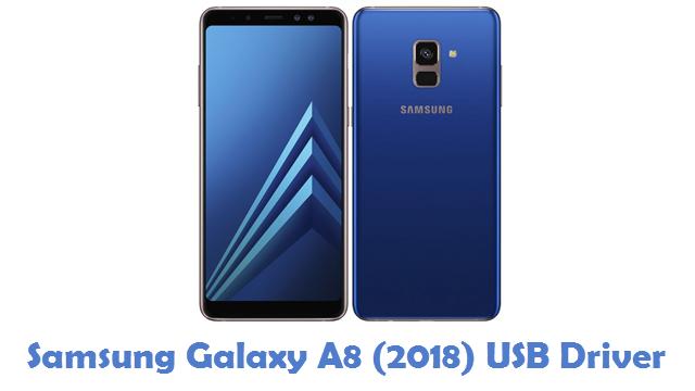 Samsung Galaxy A8 (2018) USB Driver