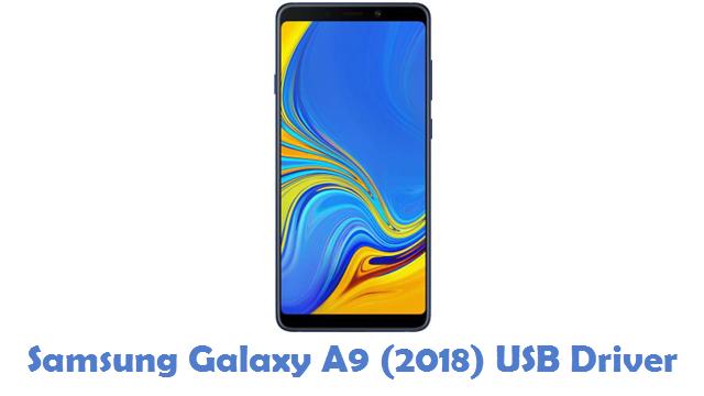 Samsung Galaxy A9 (2018) USB Driver