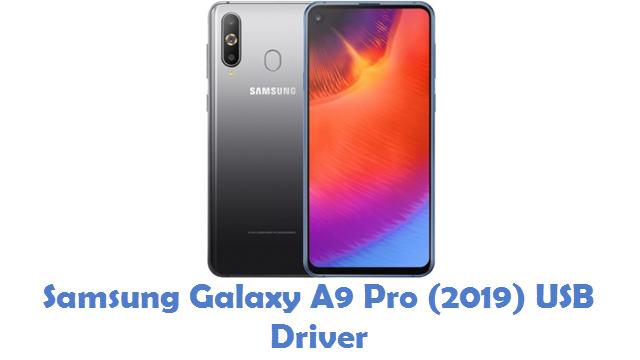 Samsung Galaxy A9 Pro (2019) USB Driver