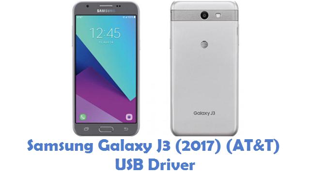 Samsung Galaxy J3 (2017) (AT&T) USB Driver