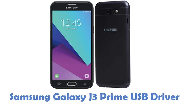 Samsung Galaxy J3 Prime USB Driver