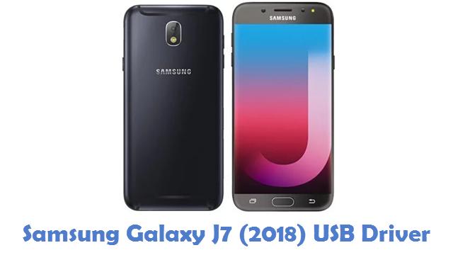 Samsung Galaxy J7 (2018) USB Driver