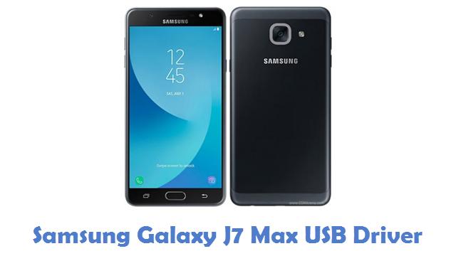 Samsung Galaxy J7 Max USB Driver