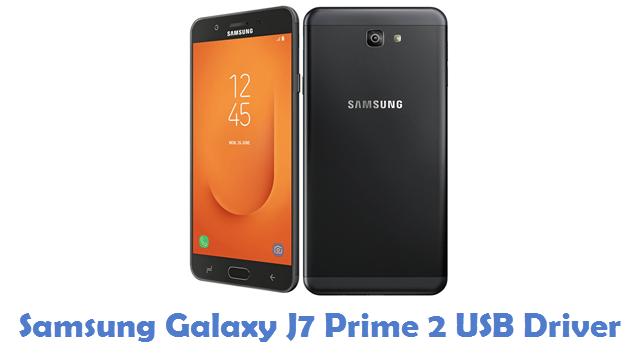Samsung Galaxy J7 Prime 2 USB Driver