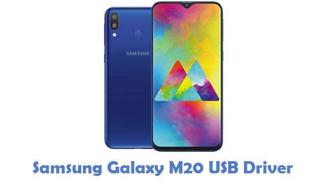 Samsung Galaxy M20 USB Driver