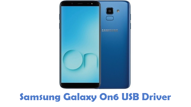 Samsung Galaxy On6 USB Driver