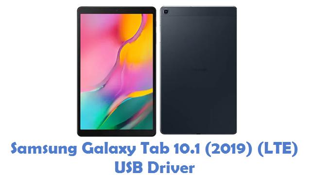 Samsung Galaxy Tab 10.1 (2019) (LTE) USB Driver