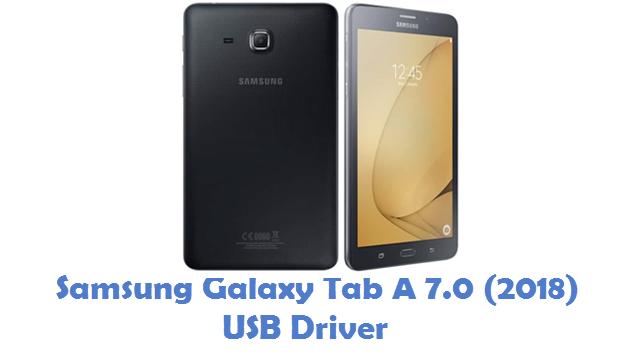 Samsung Galaxy Tab A 7.0 (2018) USB Driver