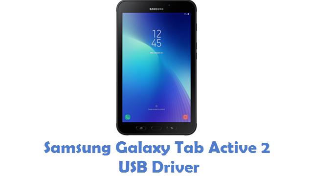 Samsung Galaxy Tab Active 2 USB Driver
