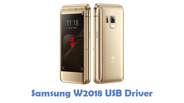 Samsung W2018 USB Driver