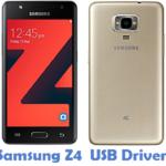 Samsung Z4 USB Driver