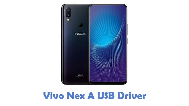 Vivo Nex A USB Driver