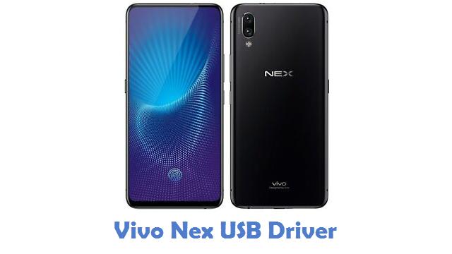 Vivo Nex USB Driver