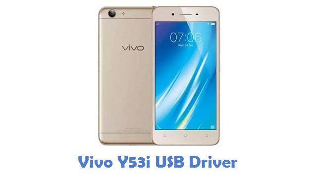 Vivo Y53i USB Driver