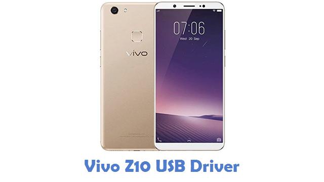 Vivo Z10 USB Driver