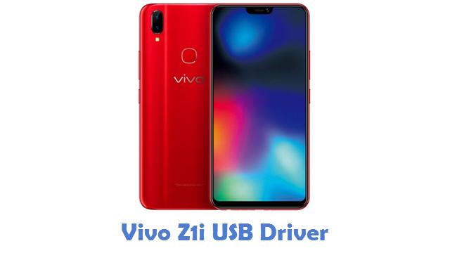 Vivo Z1i USB Driver