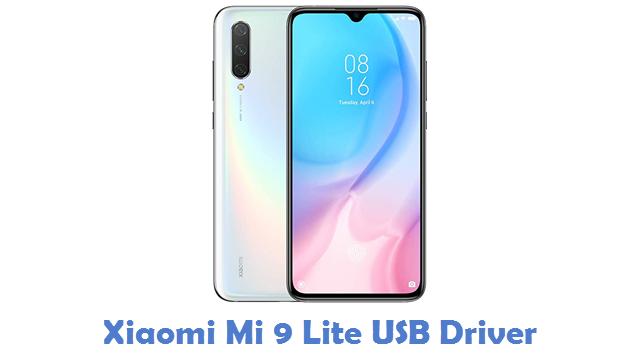 Xiaomi Mi 9 Lite USB Driver