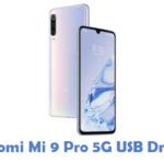 Xiaomi Mi 9 Pro 5G USB Driver