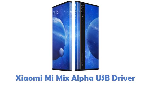 Xiaomi Mi Mix Alpha USB Driver