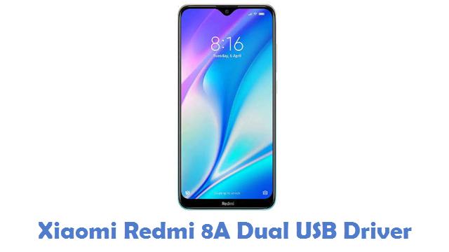 Xiaomi Redmi 8A Dual USB Driver