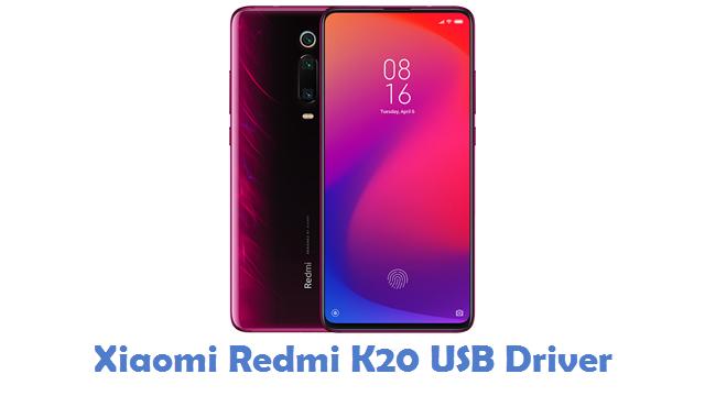 Xiaomi Redmi K20 USB Driver