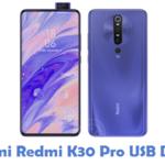 Xiaomi Redmi K30 Pro USB Driver