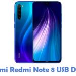 Xiaomi Redmi Note 8 USB Driver